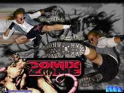 Косплей -Comix Zone-