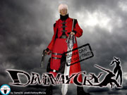 Косплей -Devil May Cry-