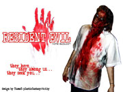 Косплей -Resident Evil-